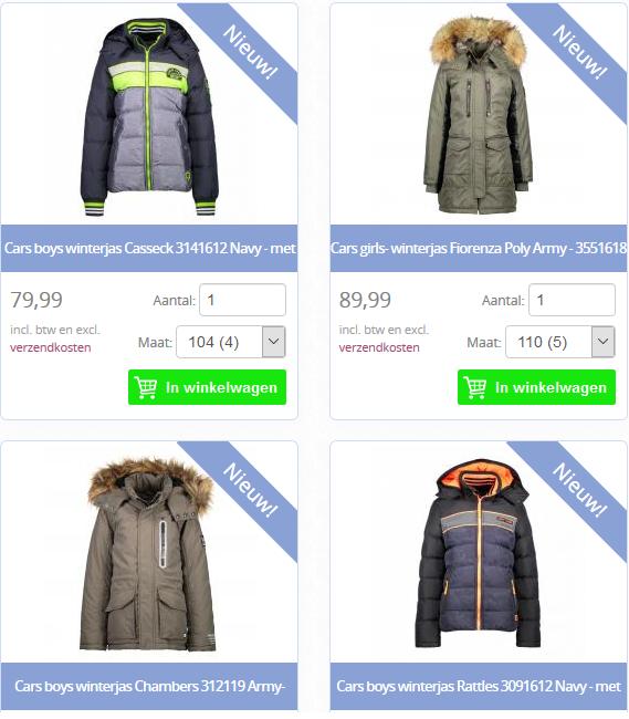 Winterjas 2019.Kinderkleding Koopt U Bij Lotenstef Z8 Like Flo Guapi B Nosy